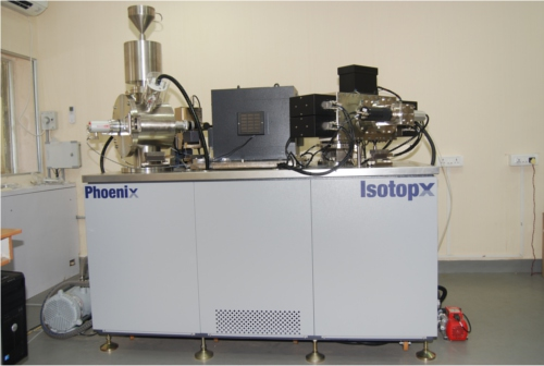 Thermal Ionization Mass Spectrometer (TIMS)